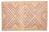 Kilim semi antique Turkish carpet XCGZK538