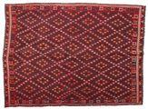 Kilim semi antique Turkish carpet XCGZK462