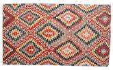 Kilim semi antique Turkish carpet XCGZK419