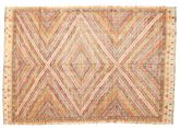 Kilim semi antique Turkish carpet XCGZK362