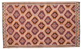 Kilim semi antique Turkish carpet XCGZK341