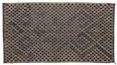 Kilim semi antique Turkish carpet XCGZK338