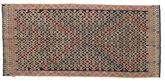 Tapis Kilim semi-antique Turquie XCGZK323