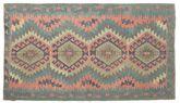 Tapis Kilim semi-antique Turquie XCGZK733