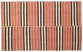 Kilim semi antique Turkish carpet XCGZK663