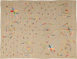 Kilim Suzani carpet ABCU11