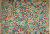Tapis Kilim Afghan Old style ABCT482