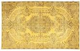 Colored Vintage rug XCGZM29