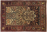 Isfahan antique carpet ANTE4