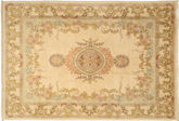 Tabriz 50 Raj signed: Parvizian carpet XEA2227