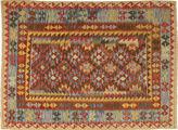 Kilim Afghan Old style carpet AXVQ158