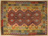Tappeto Kilim Afghan Old style AXVQ774