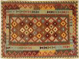 Kilim Afghan Old style carpet AXVQ156