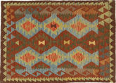 Tappeto Kilim Afghan Old style AXVQ926