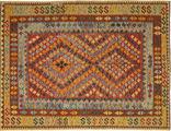 Kilim Afghan Old style carpet AXVQ134
