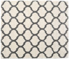 Berber Shaggy Illusia - Off White / Grey rug CVD16114