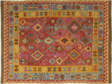 Tapis Kilim Afghan Old style AXVQ747