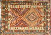 Kilim Afghan Old style carpet AXVQ535
