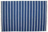 Dhurrie Stripe - Dark Blue