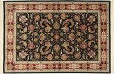 Tabriz#60 Raj silk warp carpet AXVZC990