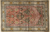 Qum silk carpet AXVZC448