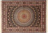 Covor Tabriz#60 Raj urzeală de mătase AXVZC1029