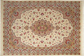 Qum silk Signed : Ahmadi carpet AXVZC442