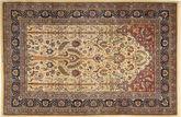 Tabriz#60 Raj Seidenkette Signet: Ahmadvand Teppich AXVZC1098
