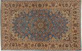 Isfahan silk warp carpet AXVZC98