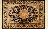 Qum silk carpet AXVZC544