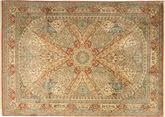 Kashmir pure silk carpet AXVZH15
