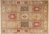 Kashmir pure silk carpet AXVZH8
