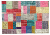 Patchwork carpet XCGZP1138