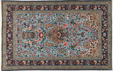 Qum Sherkat Farsh carpet FAZB182