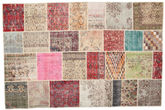Patchwork carpet XCGZP1259