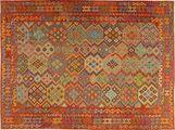 Kelim Afghan Old style tapijt XKH30