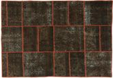 Patchwork rug FRKC621