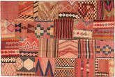 Tappeto Kilim Patchwork FRKC385