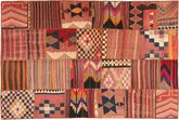Kilim Patchwork carpet FRKC383