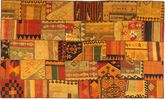 Kilim Patchwork carpet FRKC373