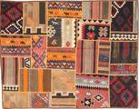 Kilim Patchwork carpet FRKC335