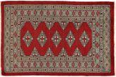 Pakistan Bokhara 2ply carpet SHZA30