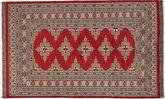 Pakisztáni Bokhara 2ply szőnyeg SHZA20