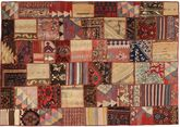 Kilim Patchwork carpet FRKC402