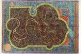 Qum silk Signed: Qum ESAGHI carpet AXVZR83