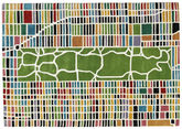 New-York / Manhattan Handtufted - Multi carpet CVD11058