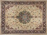 Tapis Tabriz Patina MRC1539