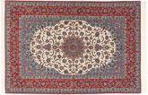 Isfahan silk warp carpet RXZI56