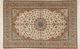 Isfahan silk warp carpet RXZI55