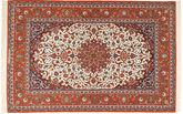 Isfahan silk warp carpet RXZI54